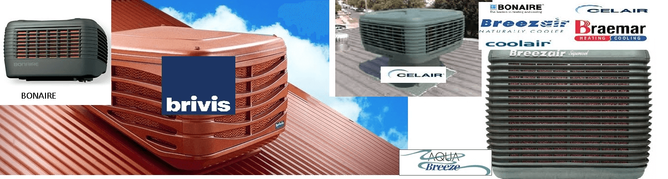 Evaporative Cooling System Installation