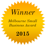melbourne small business award winner